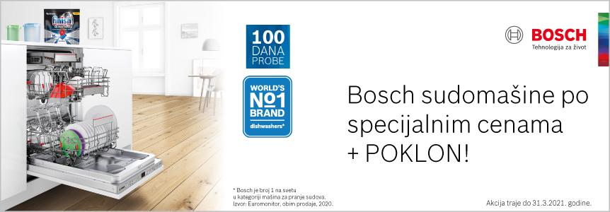 Bosch sudomašine po specijalnim cenama