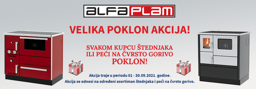 Alfa Plam - poklon akcija